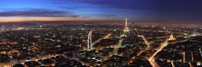 Fashion trip Parijs