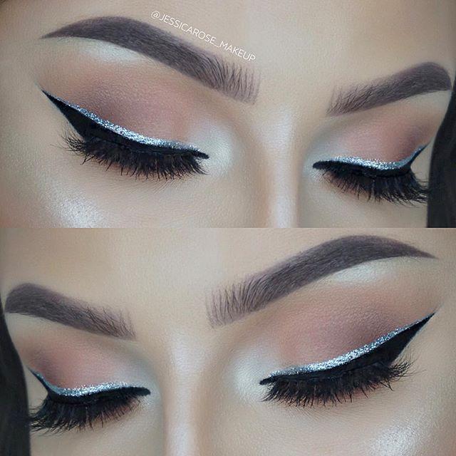 De perfecte feest make-up